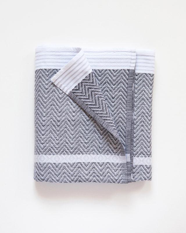 Mungo - Tawulo - Thunder Grey - Folded