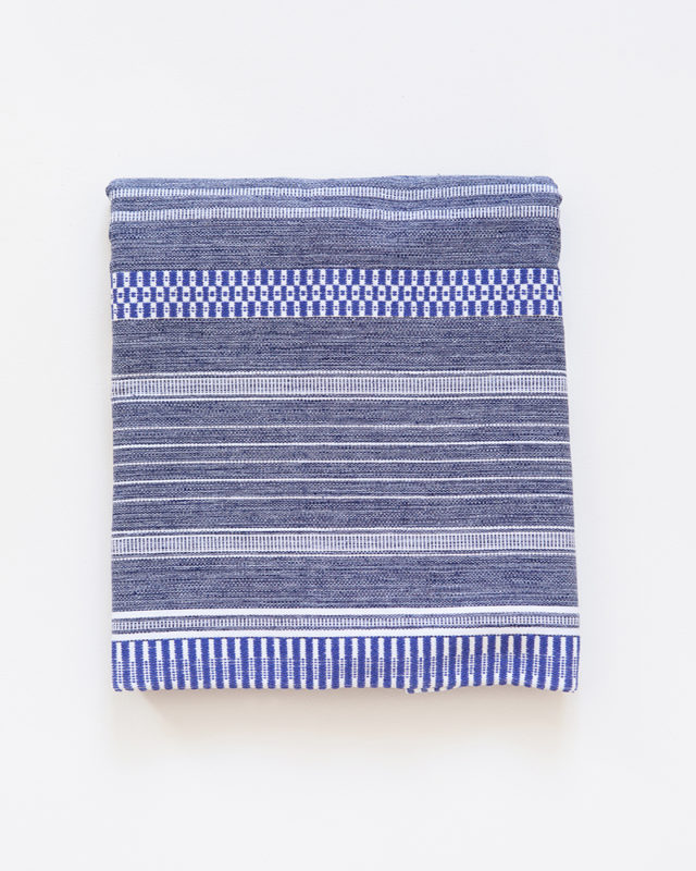 Mungo Mali Cloth Table Runner. Ethically woven from pure cotton at the Mungo Mill in Plettenberg Bay