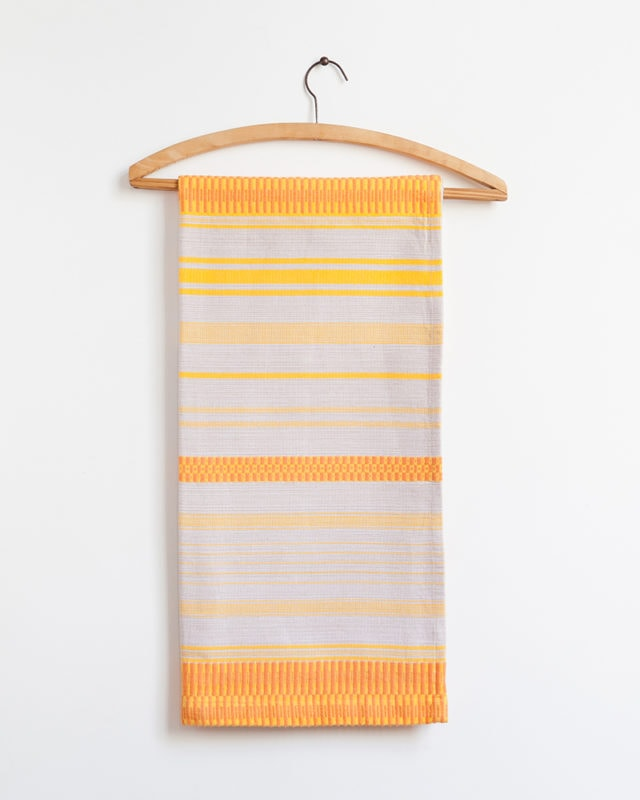 Mungo Mali Cloth Table Runner - African-inspired table linen woven from natural fibres in South Africa