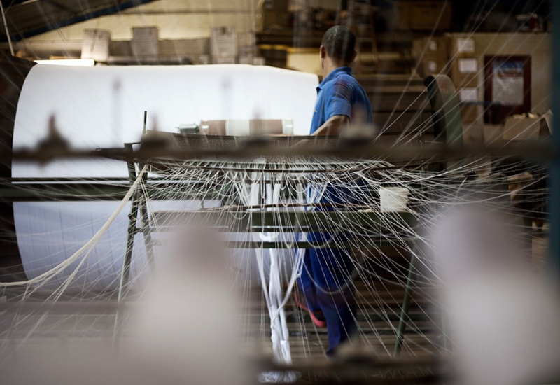 Warping at the Mungo Mill in Plettenberg Bay