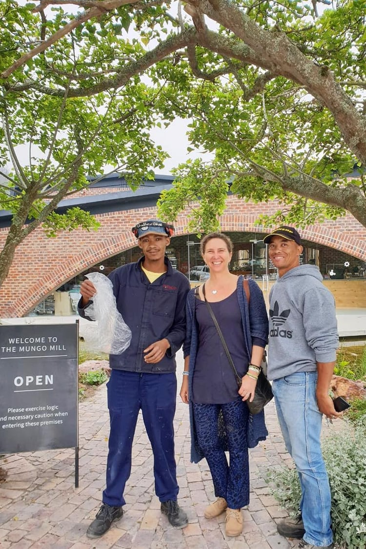 Through our CSR MOVE, Mungo donates to social development and environmental projects that support the Plettenberg Bay community where our mill is located