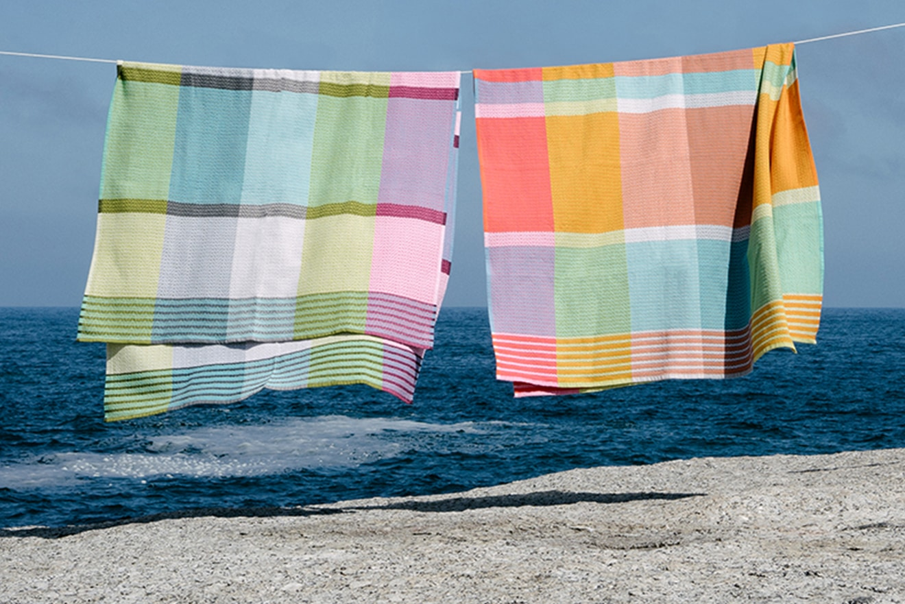 Mungo USA Folly Beach Towel available online for delivery within the usa